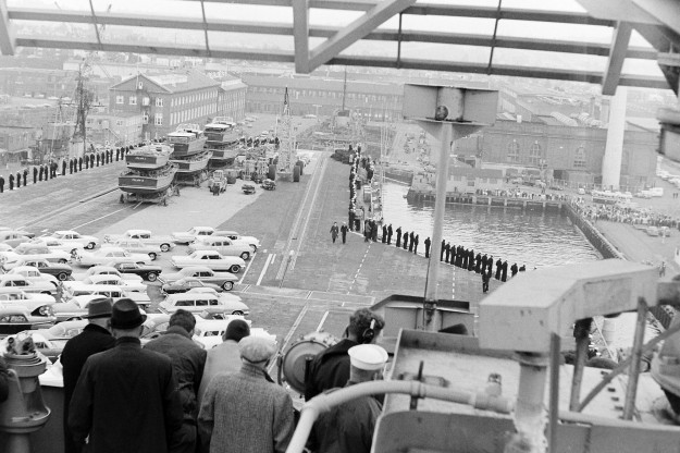04/04/66 Connie Arrival