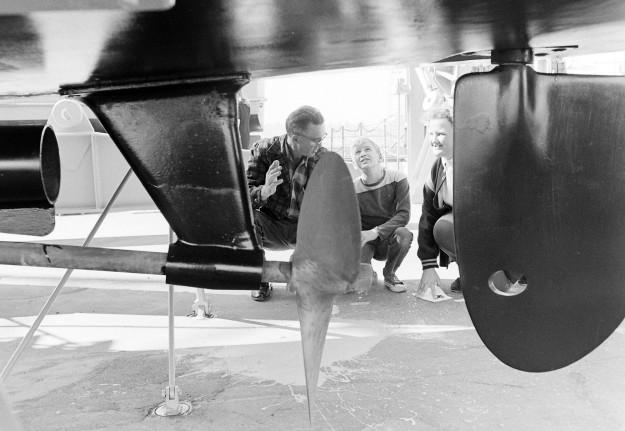 09/25/67 Sam Gromders ? Richard Ellis / Bremerton Sun