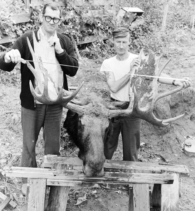 10/04/67 Bob Forest's Moose Head Richard Ellis / Bremerton Sun