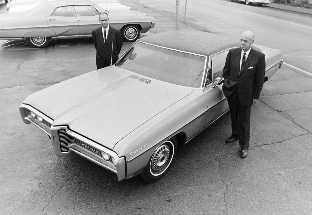 11/07/67 New Car Dealers Richard Ellis / Bremerton Sun