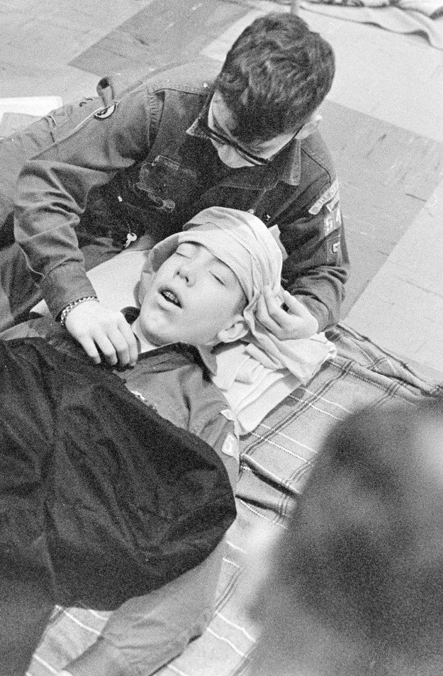 01/22/68 Boy Scout First Aid