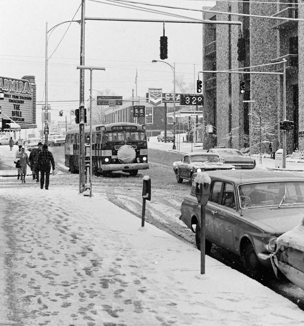 01/30/68 Bremerton Snow