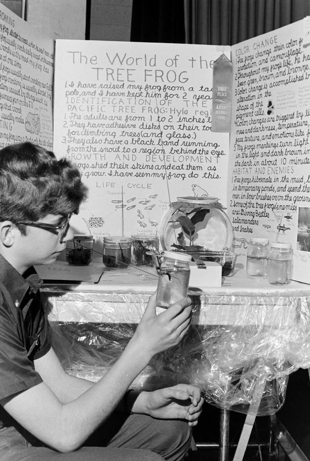 03/18/68 Science Fair Winners