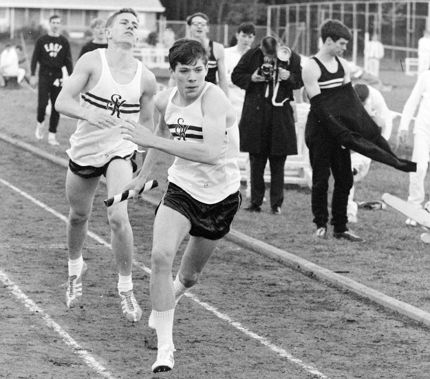 03/30/68 Track Meet East at South