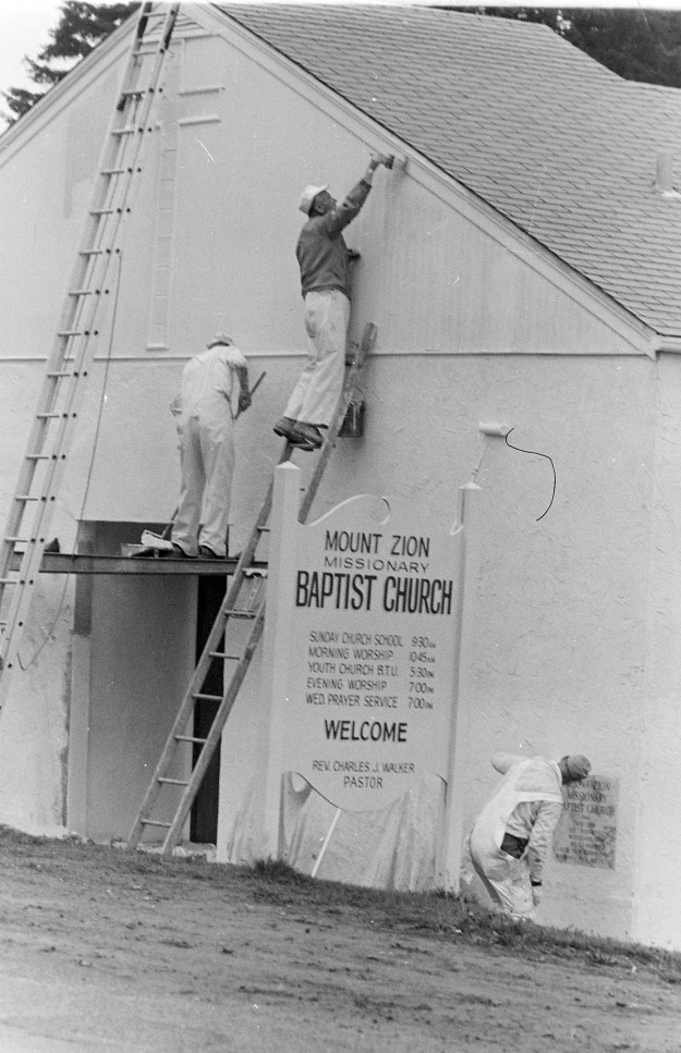 11/07/66 Church Painting