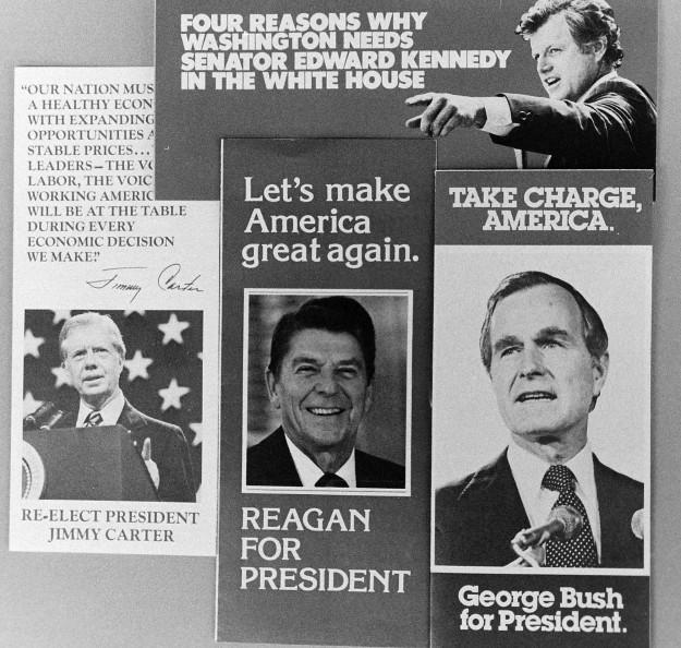 03/05/80 Campaign Brochures Cliff McNair Jr/ Bremerton Sun