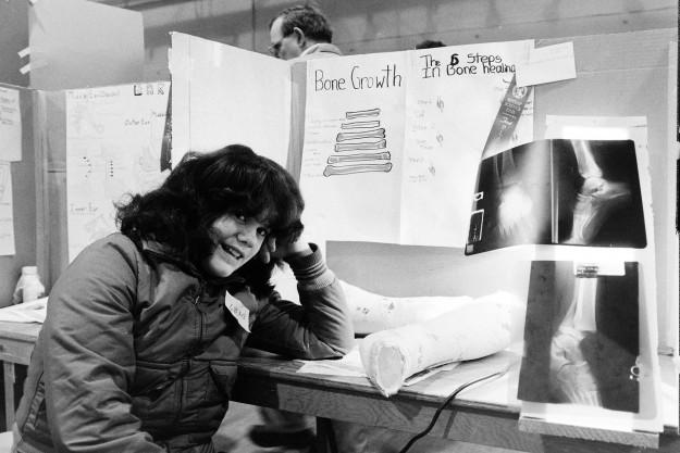 03/22/80 Science Fair Bob Reeder / Bremerton Sun
