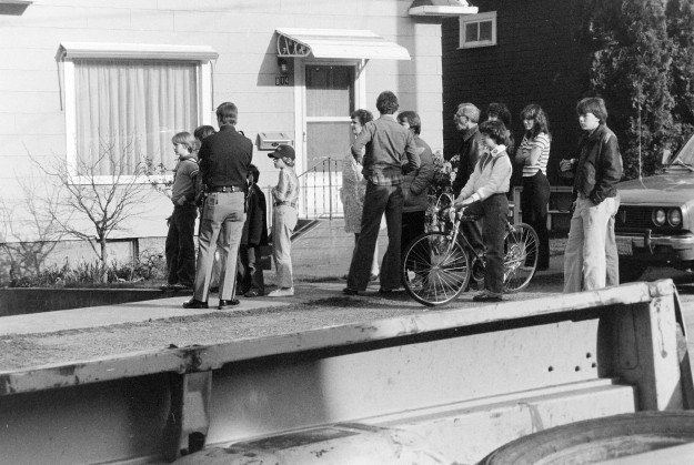 03/25/80 Suspect Shot Cliff McNair Jr. / Bremerton Sun