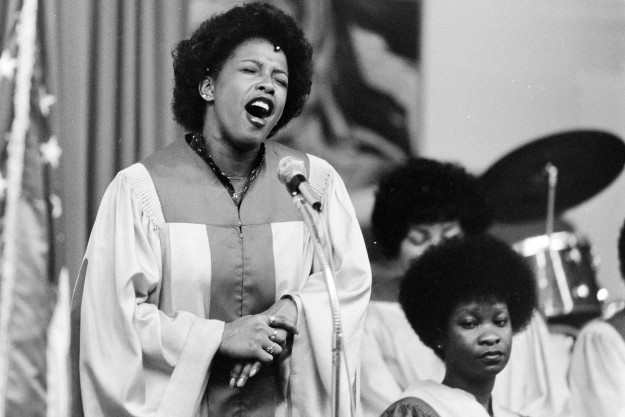 01/15/80 MLK Birthday Service Bob Reeder / Bremerton Sun