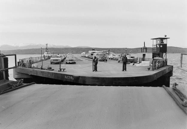 01/19/80 Lofall BArge Cliff McNair Jr/ Bremerton Sun