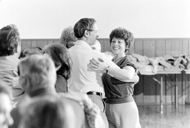 2/25/80 Norwegian Dancers Bob Reeder / Bremerton Sun