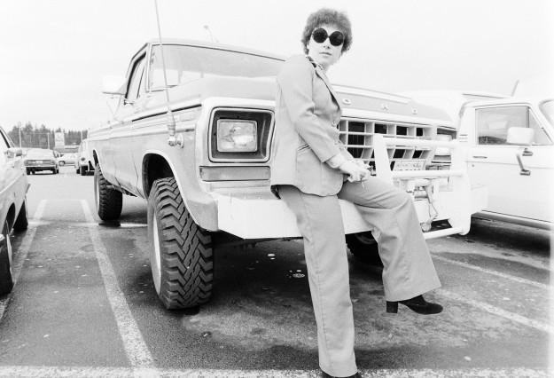 03/07/80 Truckin' Ron Ramey / Bremerton Sun