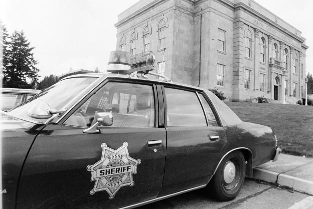 03/20/80 Mason County Jail Bob Reeder / Bremerton Sun