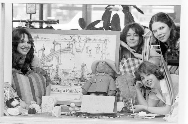 03/22/80 Rainbow Girls Ron Ramey / Bremerton Sun