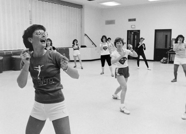 03/24/80 Aerobics Dancing Steve Zugschwerdt / Bremerton Sun