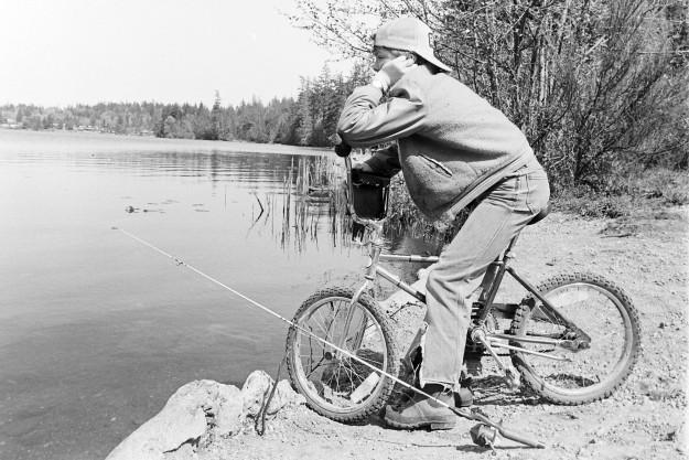 04/07/80 Bike Fisher Ron Ramey / Bremerton Sun