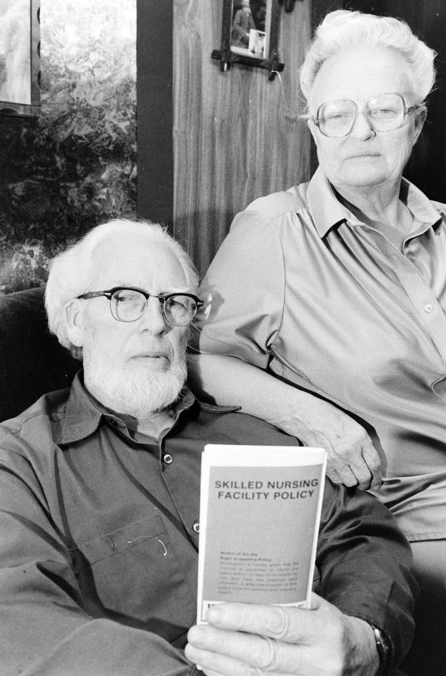 02/04/80 Mr. and Mr.s Eugene Bull teve Zugschwerdt / Bremerton Sun