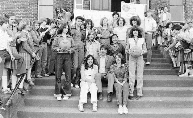 03/01/80 SIster Joan's Basketball Aces Steve Zugschwerdt / Bremerton Sun