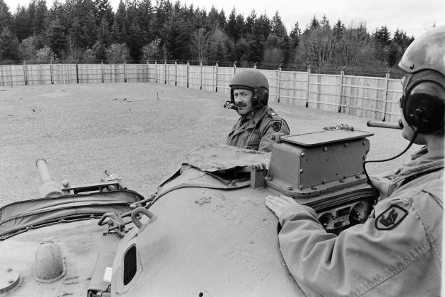 03/10/80 Tanks Steve Zugschwerdt / Bremerton Sun