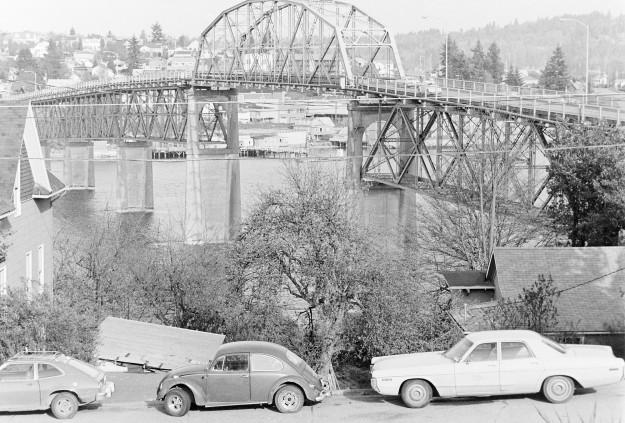 04/01/80 Manette Bridge Cliff McNair Jr. / Bremerton Sun