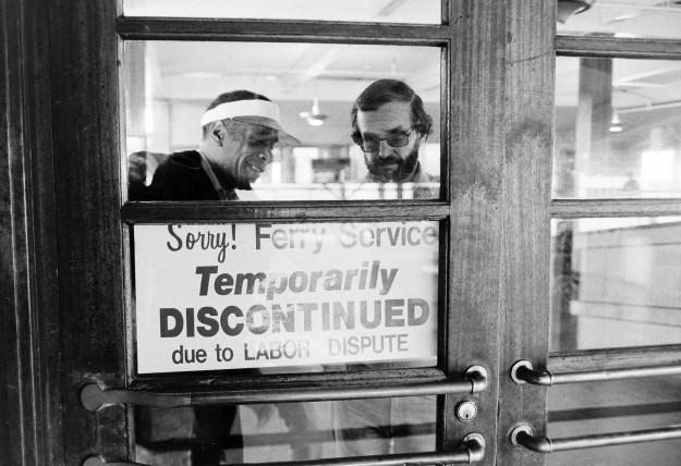 04/05/80 Last Ferry Ron Ramey / Bremerton Sun