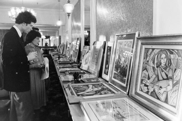 04/14/80 Art Auction