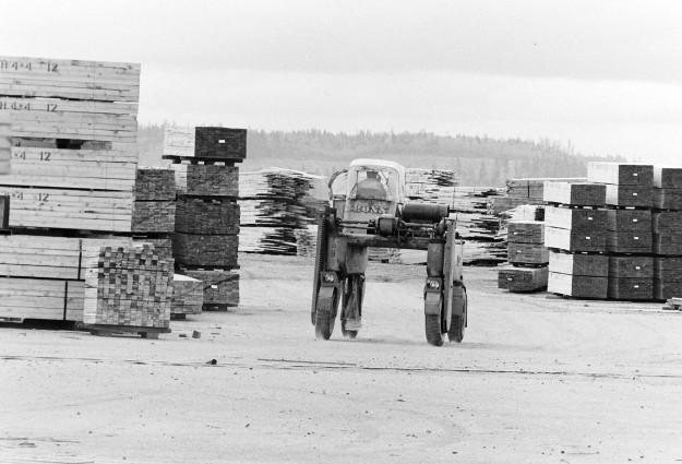 04/17/80 Pope Talbot Port Gamble Ron Ramey / Bremerton Sun
