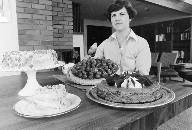 04/19/80 Kingston Dessert Maker Cliff McNair Jr. / Bremerton Sun