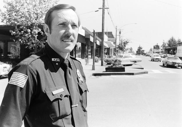 04/24/80 Police chief Ron Ramey / Bremerton Sun