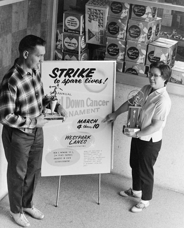 04/19/66 Bowlers Richard Ellis / Bremerton Sun