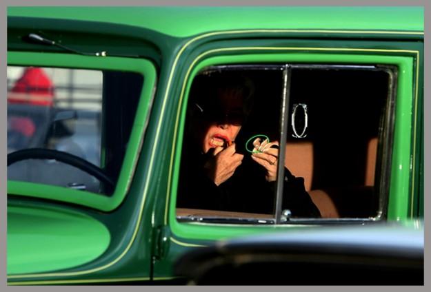 Cool Car Cruise In in Bremerton on Tuesday. (MEEGAN M. REID/KITSAP SUN)