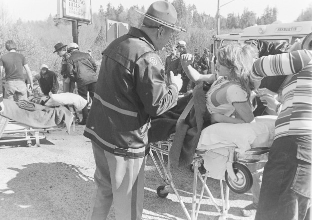03/02/78 McWilliams Accident Cliff McNair Jr. / Bremerton Sun
