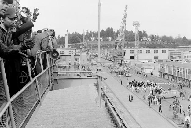 03/06/78 USS Coral Sea