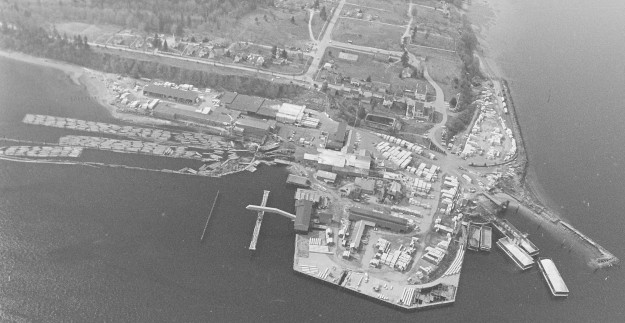 03/16/78 Aerials Ron Ramey / Bremerton Sun