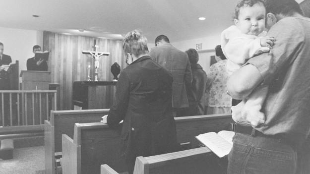 03/24/78 Keyport Chapel Opening Bob Reeder / Bremerton Sun