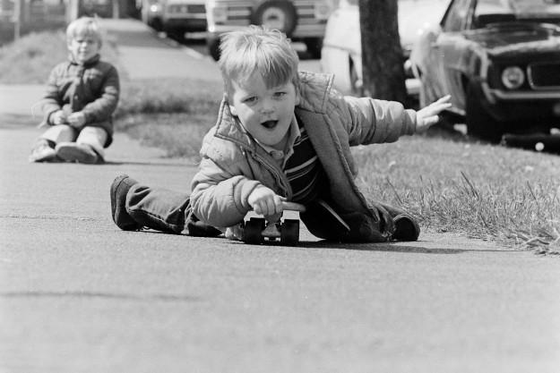 04/08/78 Skateboard Bob Reeder / Bremerton Sun