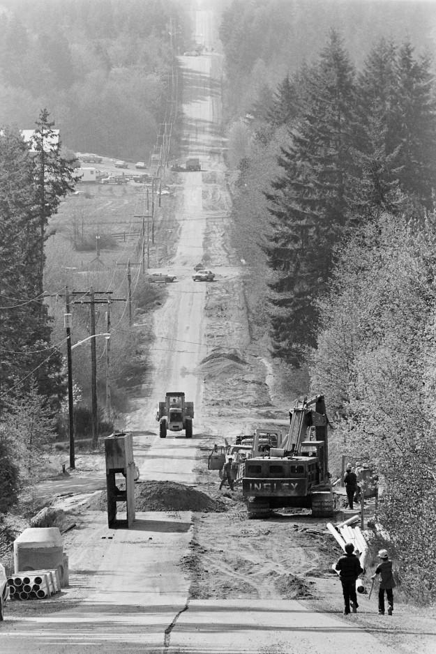 04/11/78 CK Sewer Construction Cliff McNair Jr. / Bremerton Sun