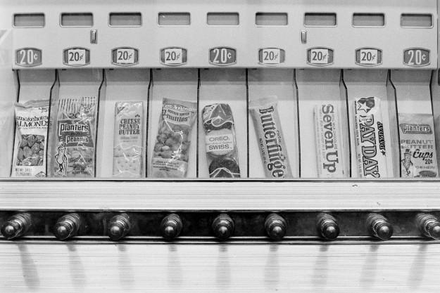 04/21/78 Vending Machine Cliff McNair Jr. / Bremerton Sun