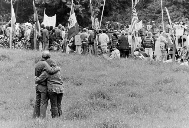05/21/78 Trident Protest Bob Reeder / Bremerton Sun
