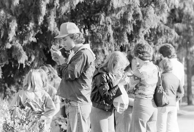 05/22/78 SKHS Smokers Ron Ramey / Bremerton Sun
