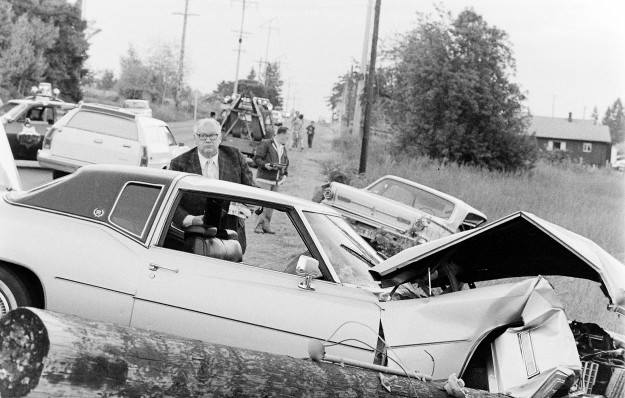 06/08/77 Fatal Ron Ramey / Bremerton Sun