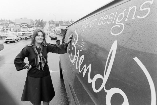03/25/78 Brenda Bob Reeder / Bremerton Sun