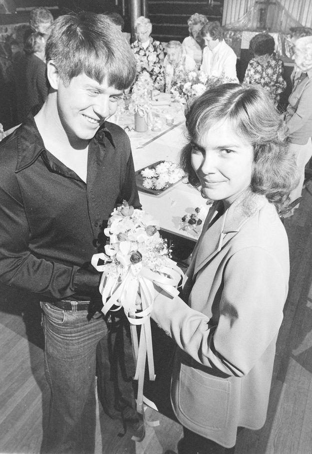 06/17/78 Wedding Bob Reeder / Bremerton Sun