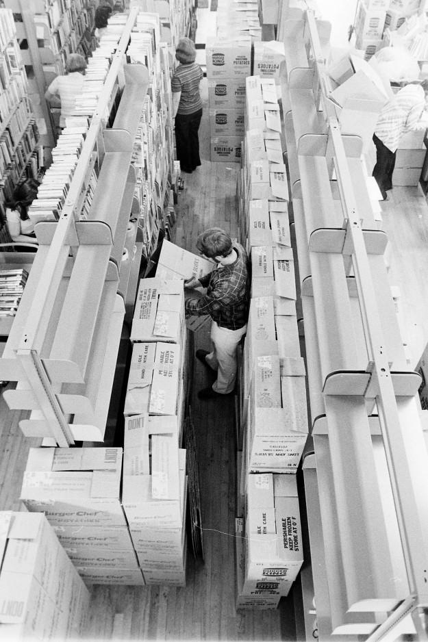 06/27/78 Library Ron Ramey / Bremerton Sun