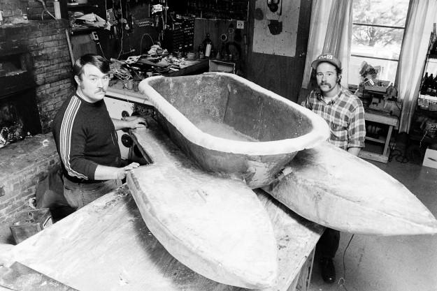 06/27/78 Bathtub Ron Ramey / Bremerton Sun