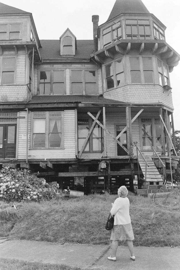 07/12/78 Sidney Hotel Cliff McNair Jr. / Bremerton Sun