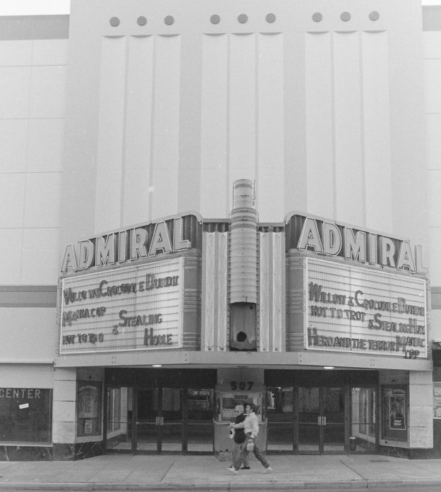 09/29/88 Admiral