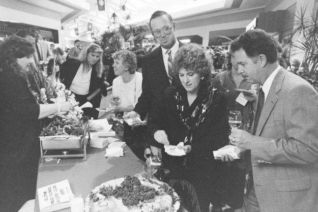 10/10/88 Kitsap Party Steve Zugschwerdt / Bremerton Sun