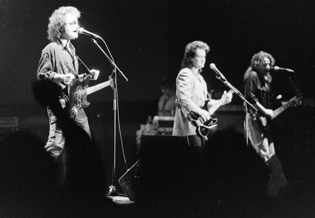 10/26/88 Blue Oyster Cult Steve Zugschwerdt / Bremerton Sun