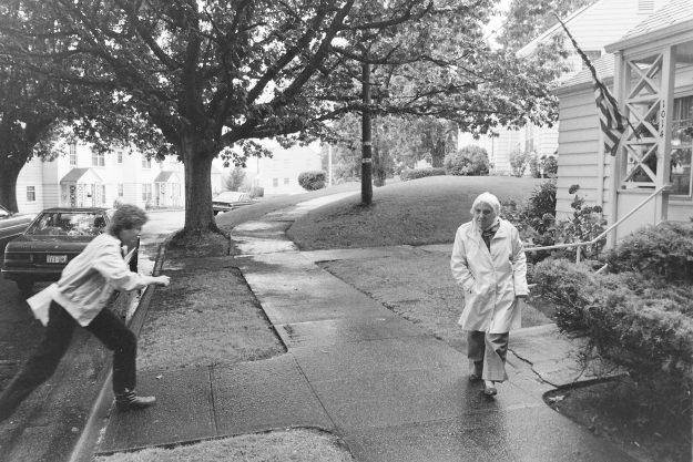 09/19/88 Bremerton Gardens Steve Zugschwerdt / Bremerton Sun